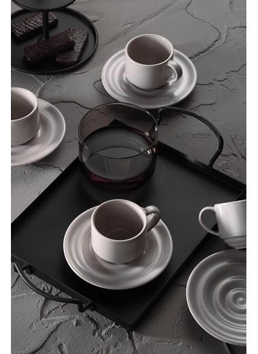 Kütahya Porselen New Tuvana Kahve Takımıbej Bej